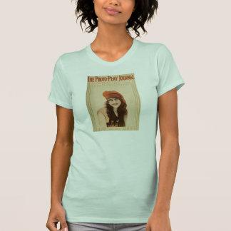 June Caprice 1916 silent movie portrait Tee Shirts