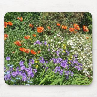 June Garden Mousepad