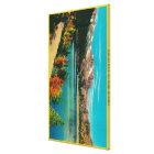 June Lake in the High SierraMono County, CA Canvas Print