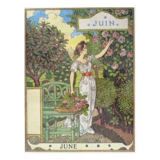 June Postcard