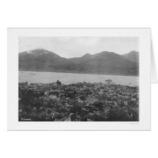Juneau Alaska Ship 1920 Cards