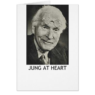 Jung at Heart Card