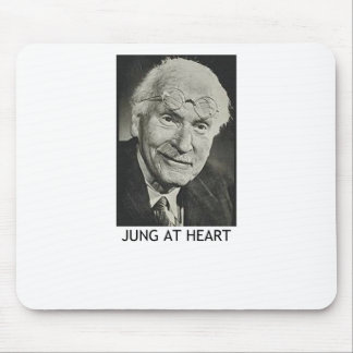 Jung at Heart Mouse Mat