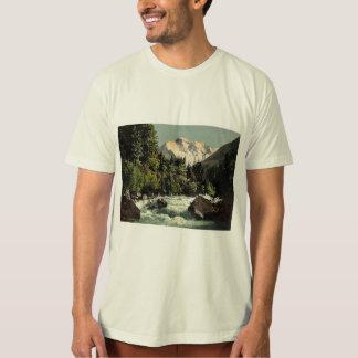 Jungfrau and Zweilutschine, Bernese Oberland, Swit T-Shirt