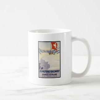 Jungfrau-Railway Bernese oberland Coffee Mug