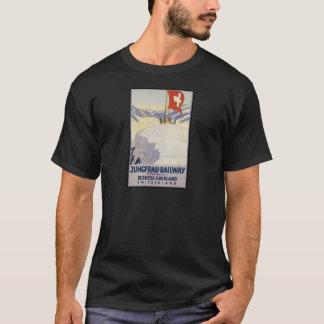 Jungfrau-Railway Bernese oberland T-Shirt