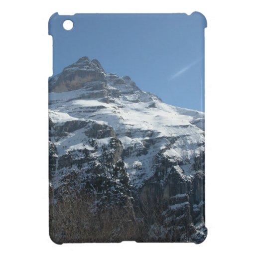 Jungfrau range from Isolfluh iPad Mini Cases