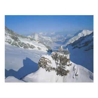Jungfraujoch, the top of Europe Postcard