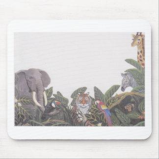 Jungle Animals.jpeg Mousepads