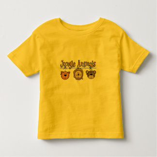 Jungle Animals T-shirts and Gifts