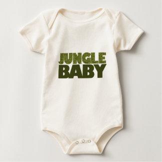 Jungle Baby Romper Baby Bodysuit