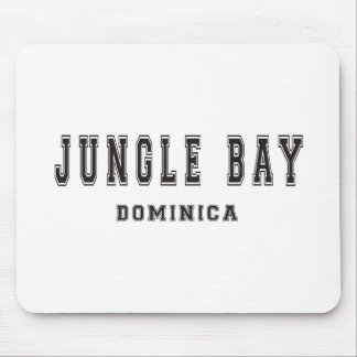 Jungle Bay Dominica Mouse Pad