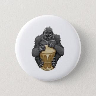 Jungle Beat 6 Cm Round Badge
