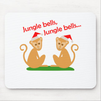 Jungle Bells Mousepads