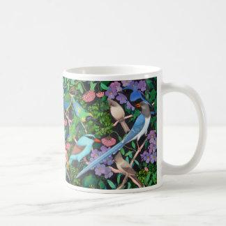 Jungle Birds of Asia Mug