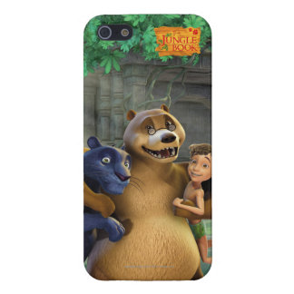 Jungle Book Group Shot 1 iPhone 5 Cases