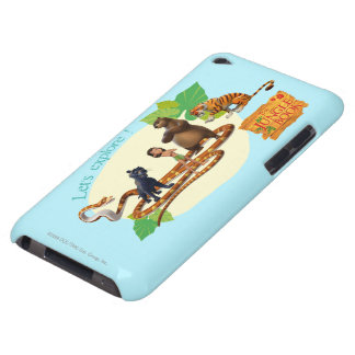 Jungle Book Group Shot 4 Barely There iPod Cover
