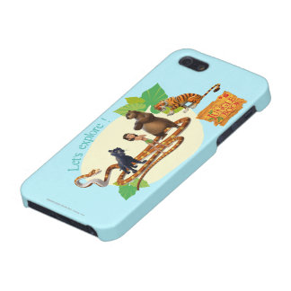 Jungle Book Group Shot 4 iPhone 5 Cover