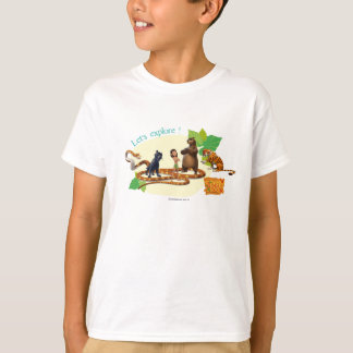 Jungle Book Group Shot 4 Shirt