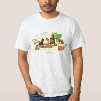 Jungle Book Group Shot 4 T-Shirt