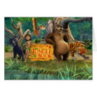 Jungle Book Group Shot 5 Card