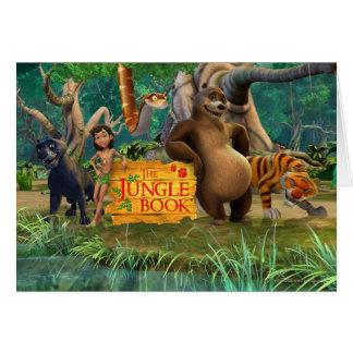 Jungle Book Group Shot 5 Card