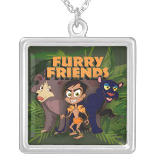 Jungle Book™ Sterling Silver Necklace