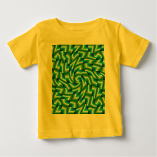 Jungle by the Sea Baby T-Shirt