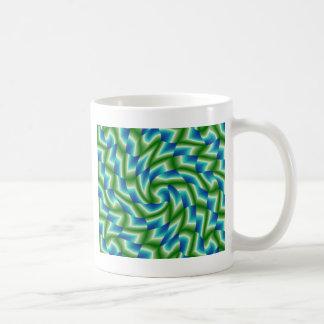 Jungle by the Sea Coffee Mug