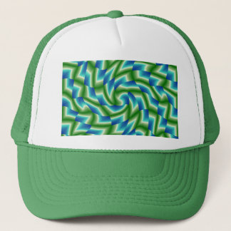Jungle by the Sea Trucker Hat