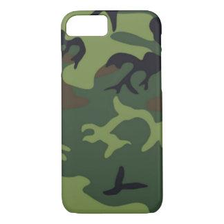 Jungle Camo iPhone 7 Case