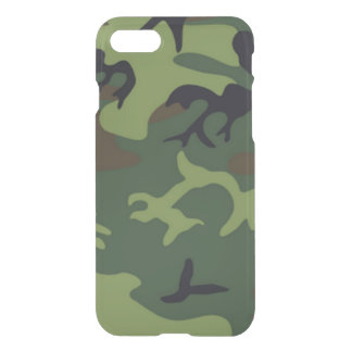 Jungle Camo iPhone 7 Case