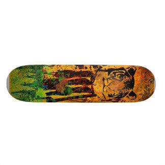 Jungle Cat Skate Board