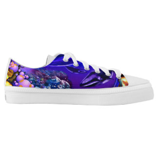Jungle Fever limited edition Printed Shoes