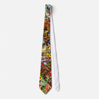 Jungle Fever Tie