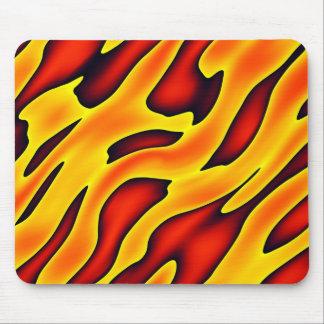 Jungle Flames Mousepad - Mouse Mat