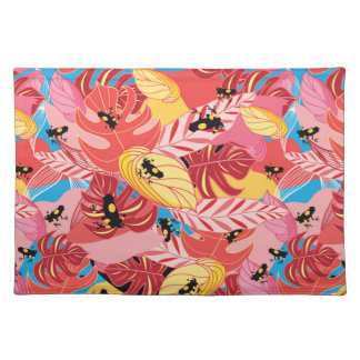 Jungle Frogs Placemat