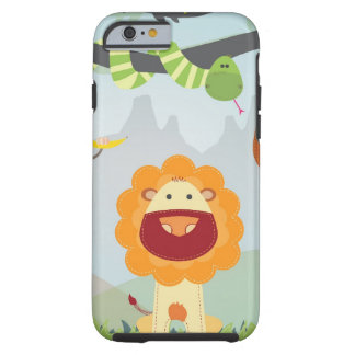Jungle Fun Tough iPhone 6 Case