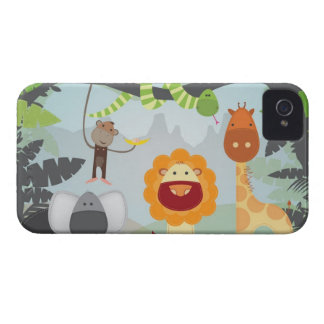 Jungle Fun Case-Mate iPhone 4 Cases