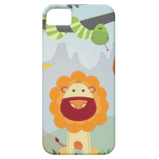 Jungle Fun iPhone 5 Cover