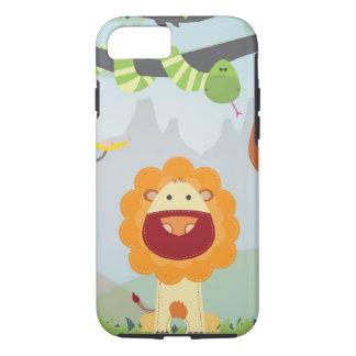 Jungle Fun iPhone 7 Case