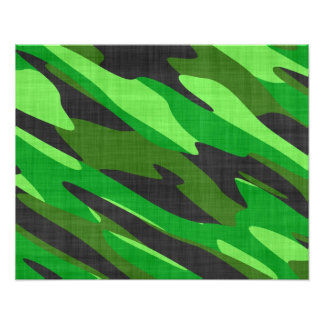 jungle green army camouflage textured art photo