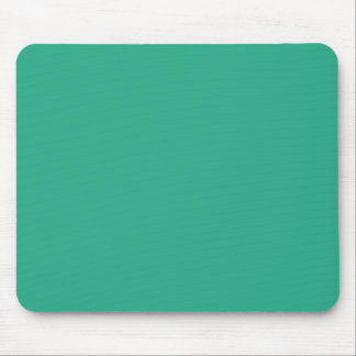 Jungle Green Mouse Pads