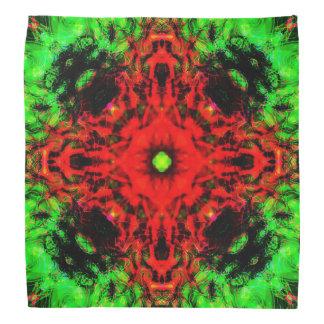 Jungle lava mandala kerchief