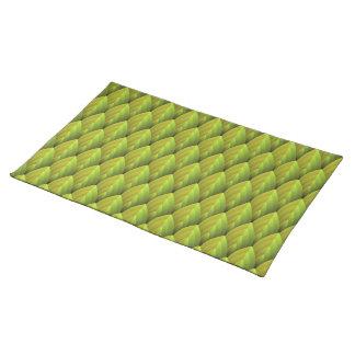 Jungle Leaf Pattern Placemat