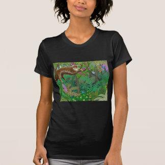 Jungle Leopard Petite T-Shirt