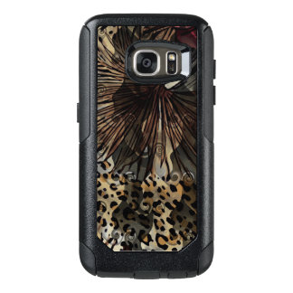 Jungle Leopard Print Samsung Galaxy Otterbox Case