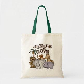 Jungle Love Tote Bag