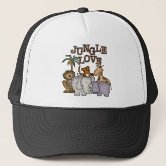 Jungle Love Trucker Hat