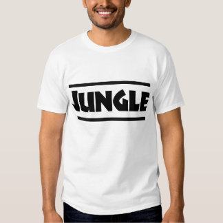 Jungle Music Tee Shirt